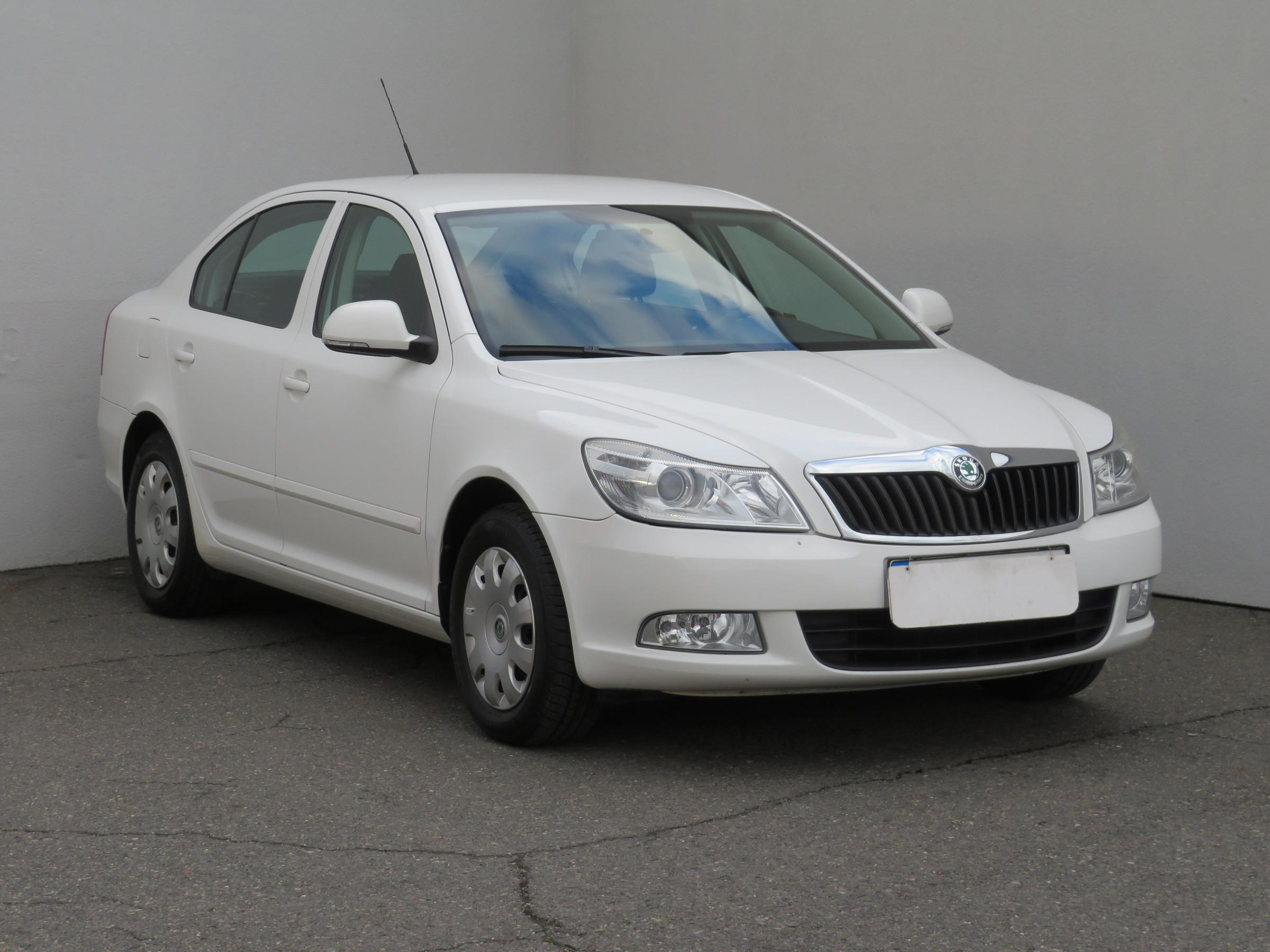 Škoda Octavia II, 2009