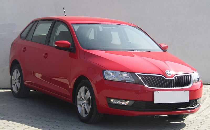 Škoda Rapid 1.0TSi Ambition
