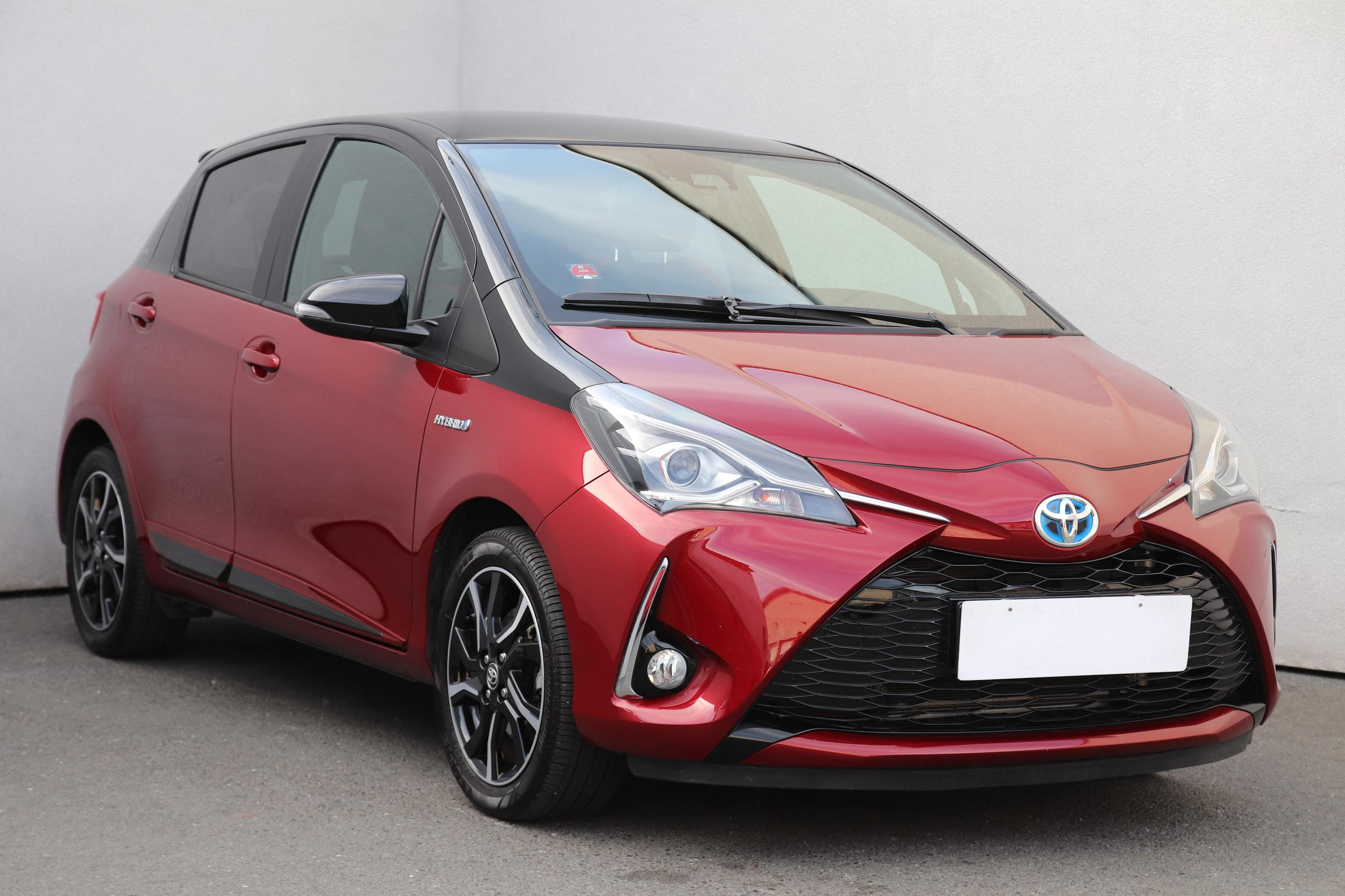 Toyota Yaris 1.5HSD