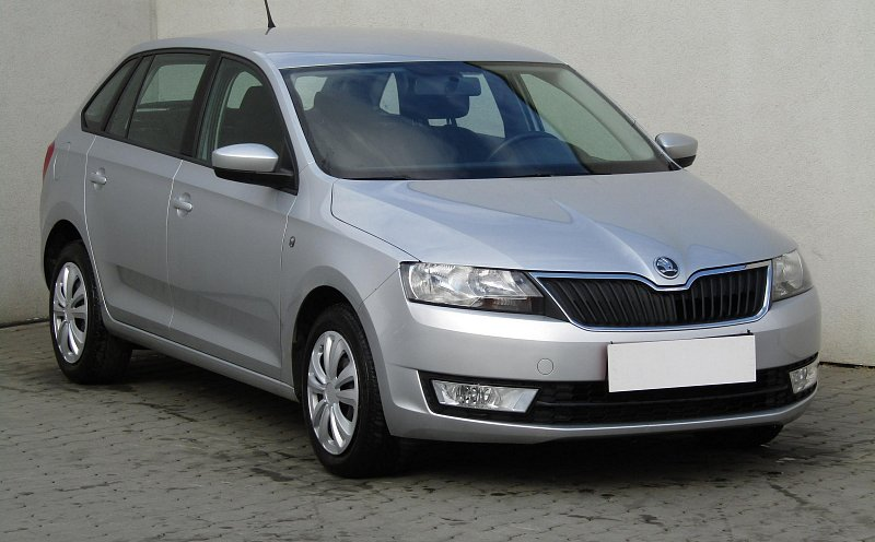 Škoda Rapid 1.6 TDI Ambition Spaceback