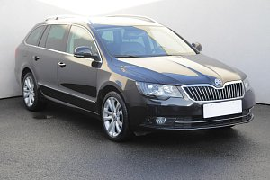 Škoda Superb II 2.0TDi