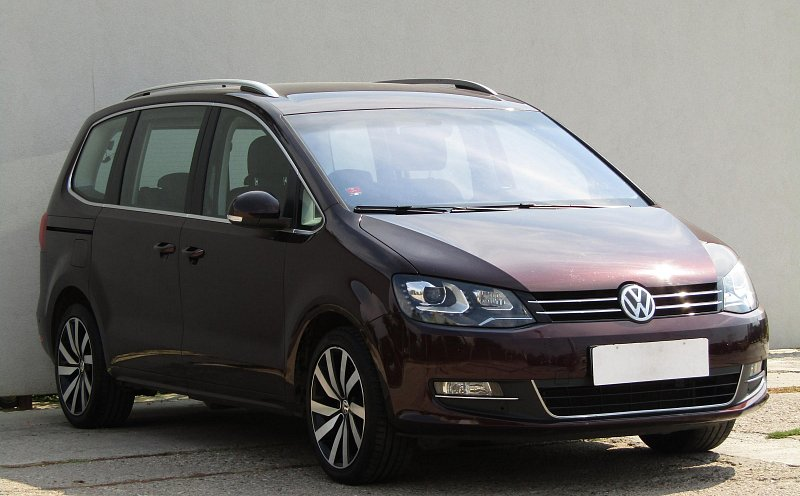 Volkswagen Sharan 2.0TDi Highline