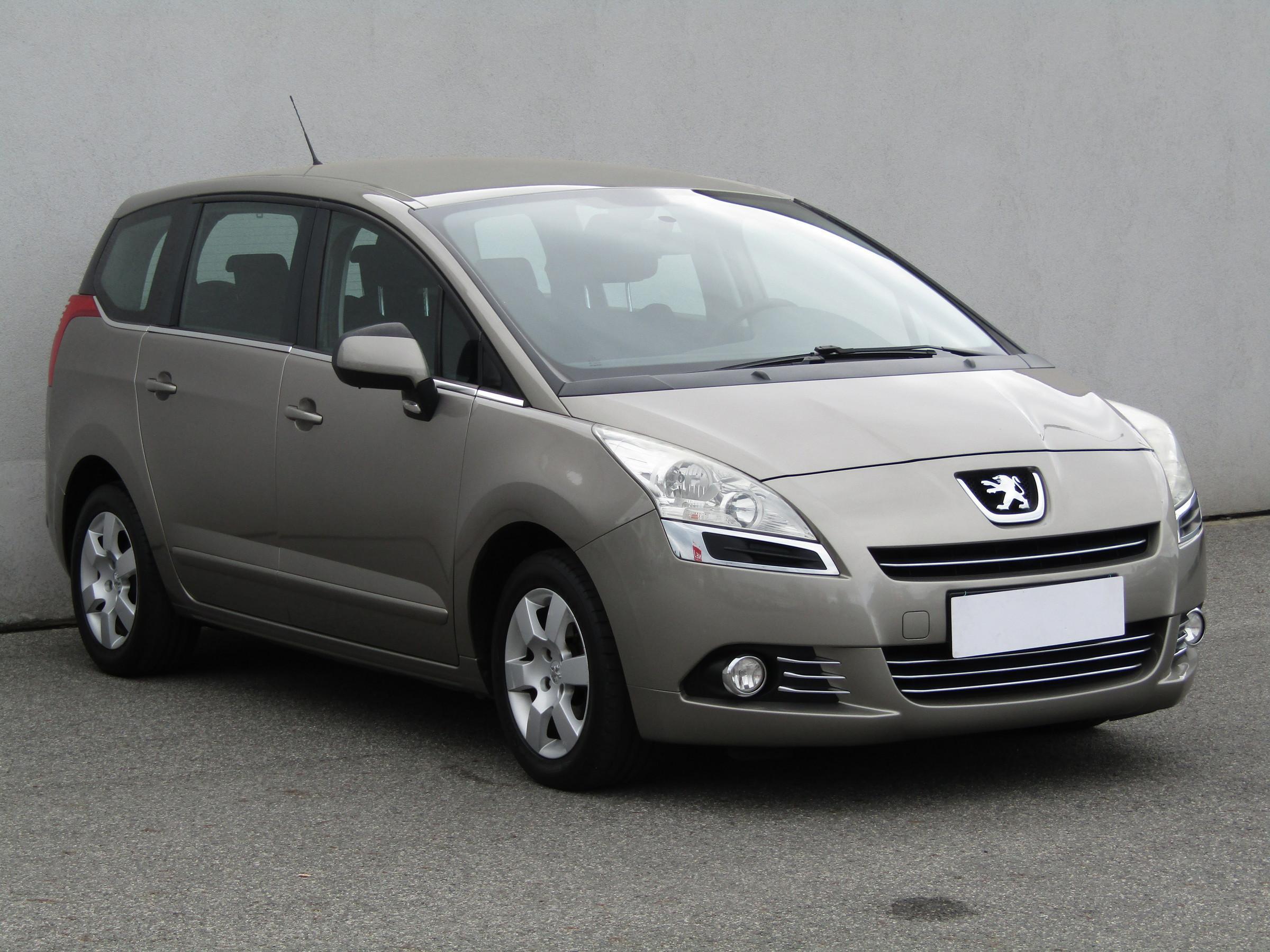 Peugeot 5008 1.6 HDi Premium