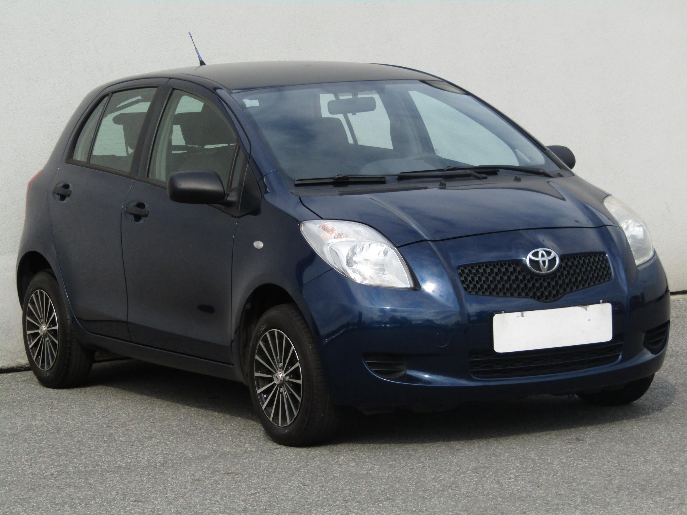 Toyota Yaris 1.0VVTi