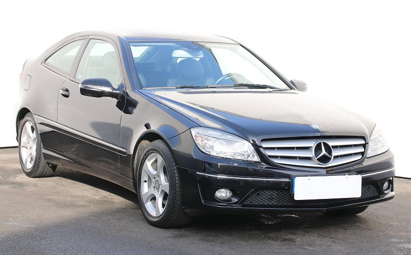 Mercedes-Benz CLC 1.8K  180